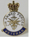 HM Armed Forces Veteran Badge