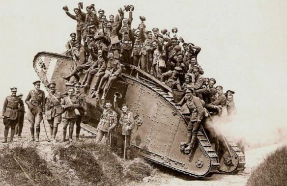 WW1 Tank