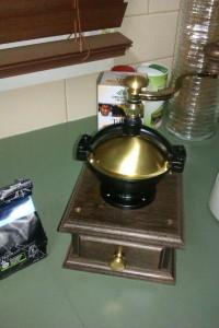 Zassenhaus 'La Paz' coffee grinder