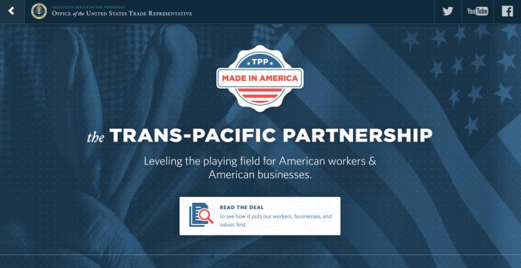 USTR-TPP